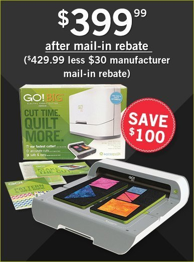 $399.99 after mail-in rebate ($429.99 less $30 manufacturer mail-in rebate) - Save $100