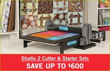 Studio 2 Cutter &Starter Sets - Save Up To $600