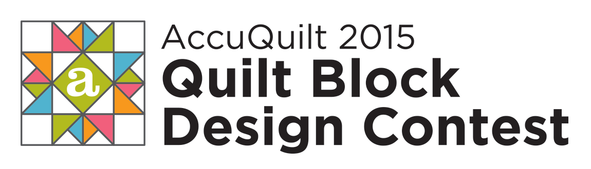 AccuQuilt 2015 Quilt Block Design Contest