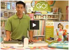 Everything you need to know about the GO! Fabric Cutter