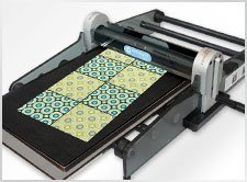 AccuQuilt Studio Fabric Cutter