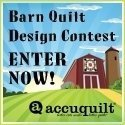 AccuQuilt - Barn Quilt Design Contest - Enter Now!