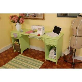 Arrow Olivia (Pistachio) Sewing Cabinet