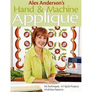 Hand & Machine Applique Book (10673)