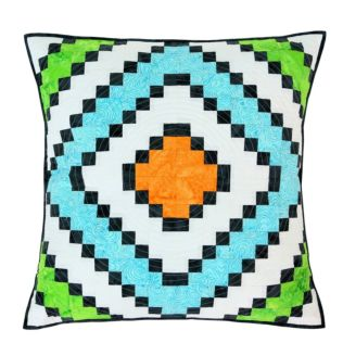 GO! Trip Around the World Pillow Pattern