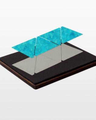 "Studio Half Square-4"" Finished Triangle (Quilt Block C) Multiples"