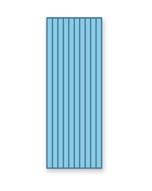 """Studio Super Strip Cutter-7/8"""" (3/8"""" Finished) 10 Strips"""