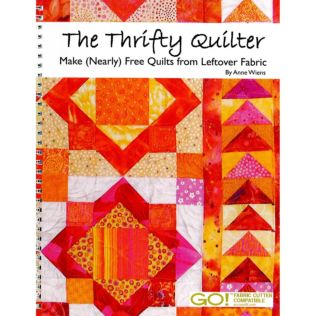 The Thrifty Quilter Pattern Book (AQ-901)