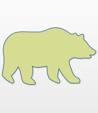 Studio Bear #1 (Large)