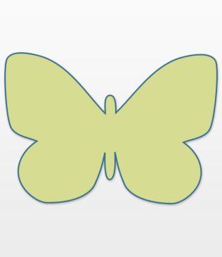 Studio Butterfly #1 (Jumbo)