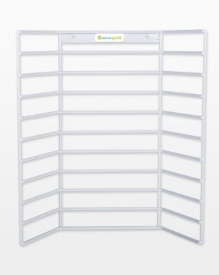 Wire Storage Rack - Holds 10 Studio Long Cut Dies