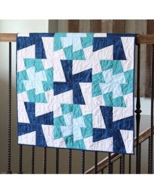 Studio Out Of This Whirl Baby Quilt Pattern