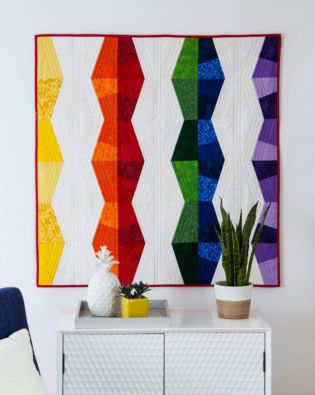 Studio Feelin' Groovy Wall Hanging Pattern
