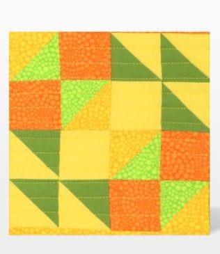 "GO! Half Square-3"" Finished Triangle (55009)"