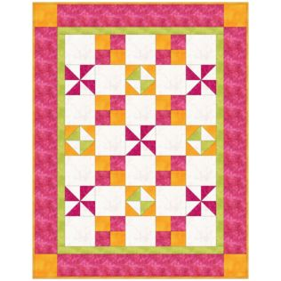 GO! Summer Sensation Sampler Quilt Pattern