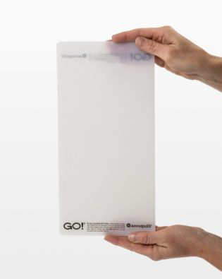 "GO! Cutting Mat 6"" x 12"" 2 Pack"