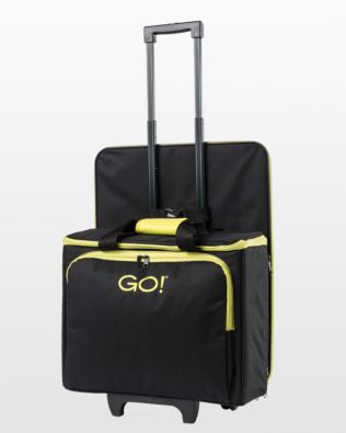 GO! Fabric Cutter Tote & Die Bag (Black)