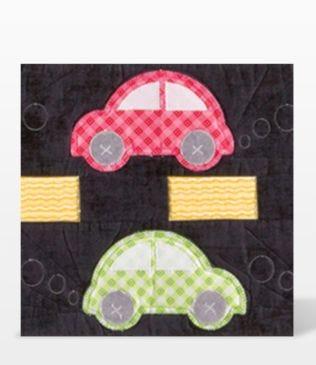GO! Cute Car (55354) - die packaging shown