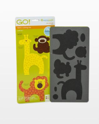 GO! Zoo Animals (55369)