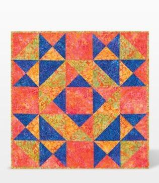 "GO!® Half Square-8"" Finished Triangle (55400)"