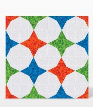 "GO! Half Rectangle Triangle-3"" x 6"" Finished Rectangle (55411)"