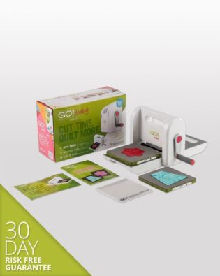 GO! Baby Cutter & Tote Gift Pack (55407)