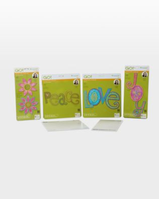 GO! Peace, Love, Joy Bundle (55919)