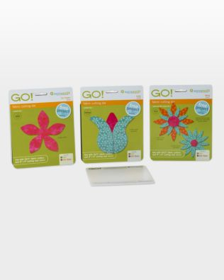 GO! Bloom Die Bundle (56017)