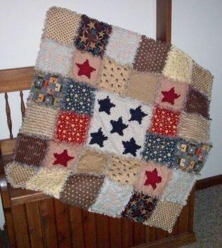 GO! Raggedy Stars Quilt Pattern
