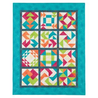 GO! Angle Play Quilt