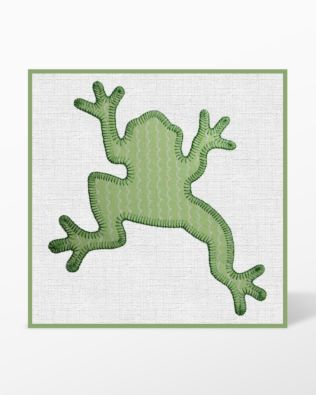 All shapes - GO! Leeping Frog Embroidery Designs by Marjorie Busby
