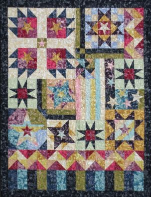 GO! Quilter's Flag Quilt Pattern