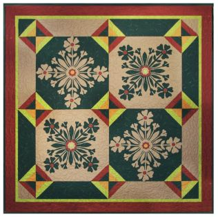 Studio Hula Dance Quilt Pattern