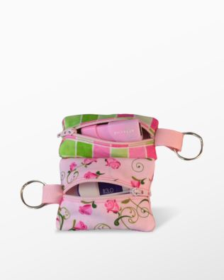 Key Ring USB Cases Single and Double Sizes By Pickle Pie Designs