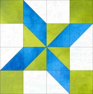 "GO! Clay's Choice 6"" Block Pattern (PQ10603)"