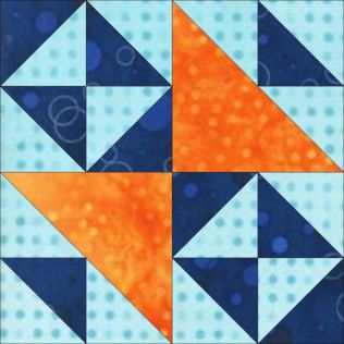 GO! Double Cross Block Pattern (PQ10345)
