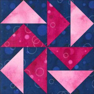 GO! Dutchman's Puzzle Block Pattern (PQ10610)