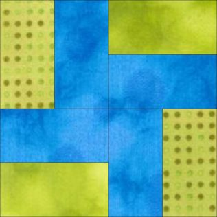 GO! Qube Two by Two Block Pattern (PQ10489Q)