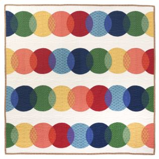 GO! Local Color Quilt Pattern by Bill Kerr (PQ10498)
