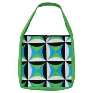 GO! Op Art Tote Bag (PQ10513)