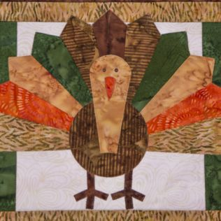 GO! Let's Talk Turkey Placemats (PQ10675)