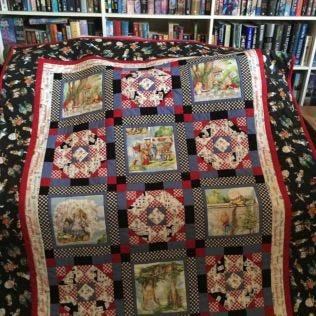 GO! Adventures in Wonderland Quilt Pattern (PQ10755)