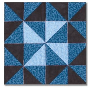 Block 5: GO! Simplicity Block Pattern by Eleanor Burns