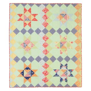 """GO! Qube 12"""" Far Out Groovy Quilt (PQ11059)"""