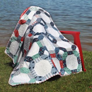 "GO! Qube 8"" Float On Quilt (PQ11073)"