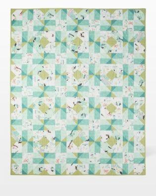 "GO! Qube 8"" Mosaic Quilt Pattern"