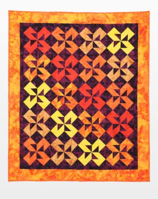 "GO! Qube 8"" Colorado Quilt Pattern"