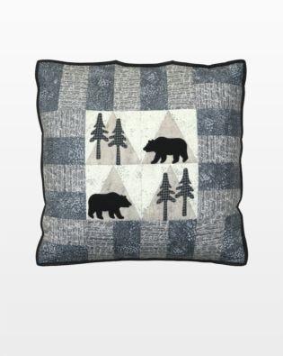 GO! Adventure On Pillow Pattern