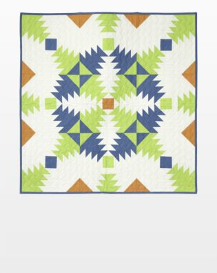 GO! Pineapples and Prickly Pears Wall Hanging Pattern