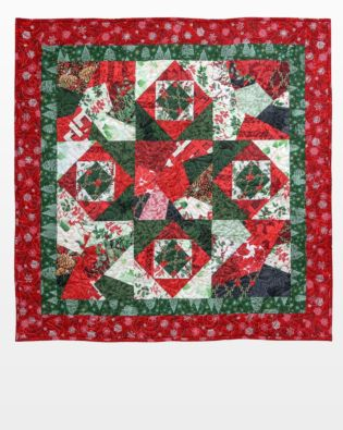 GO! Crazy Quilt Star Quilt Pattern